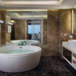 Executive Suite Bathroom at Amari Watergate