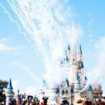 Fireworks at Disney World Orlando