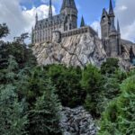 Harry Potter Holiday in Orlando USA
