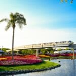 Disney World Orlando Monorail