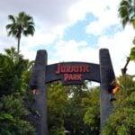 Jurrassic Park in Orlando
