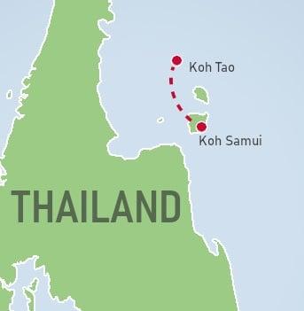 Koh Samui & Koh Tao