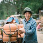 Potttery in Vietnam